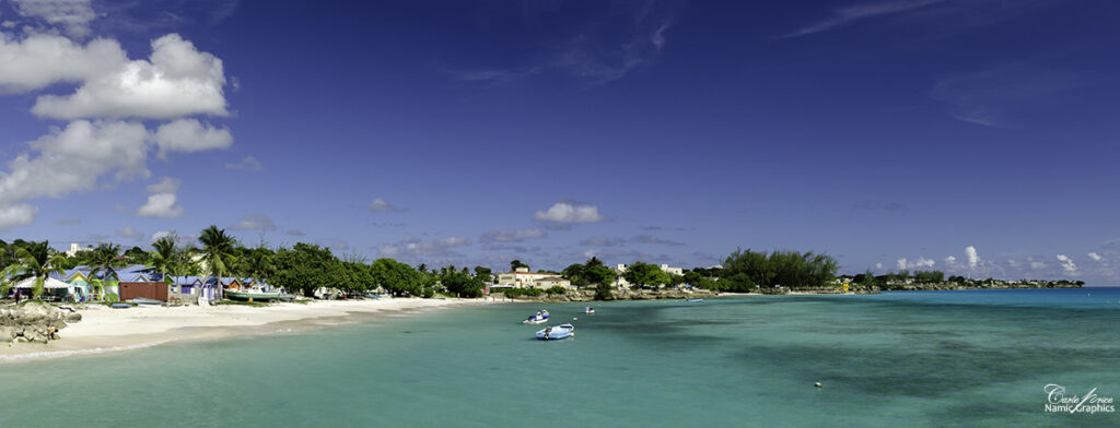 Oistins Beach Barbados