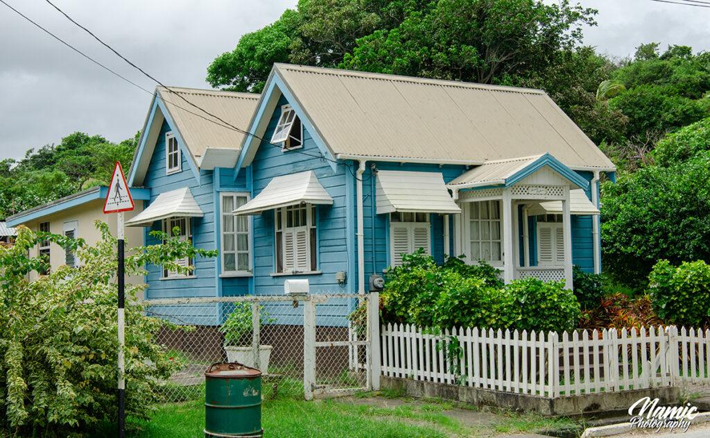 Barbadian Chattel Houses