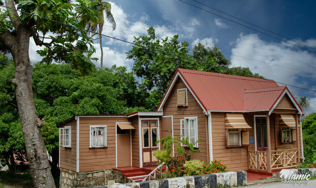 Chattel House In Barbados