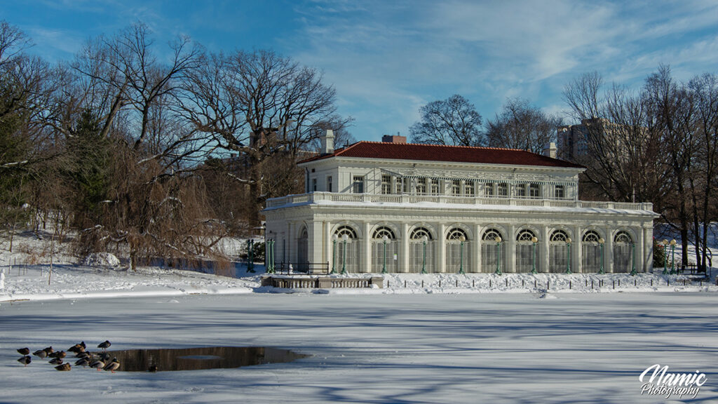 Prospect Park Boathouse New York