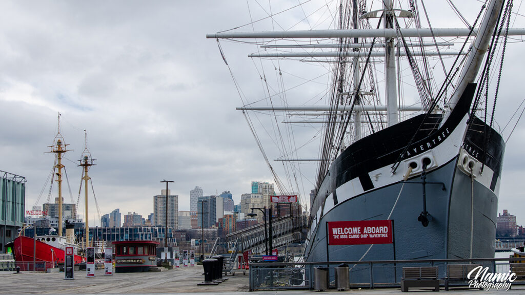 Pier 16 New York