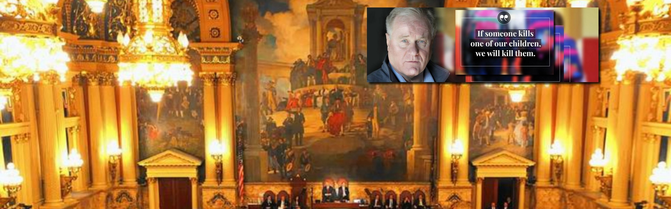 Scott Wagner Calls for Mandatory Death Penalty for School Shooters