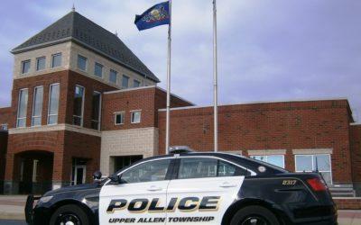 Handgun and Digital Camera Stolen From Vehicle in Upper Allen Township