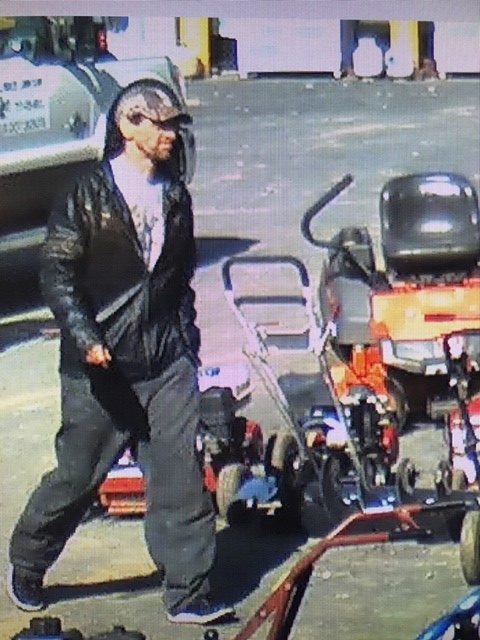 Lower Paxton Police asking for help identifying  pressure washer thief