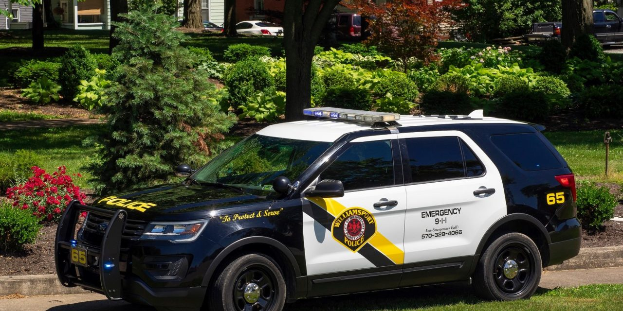 Shots fired in Williamsport, police investigating