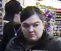 Hanover Township Police looking for Family Dollar shoplifter