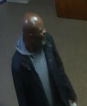 Susquehanna Township Police looking to identify suspected burglar