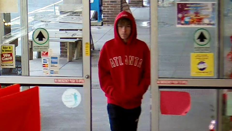 Police in Hanover Township looking to identify alleged shoplifter