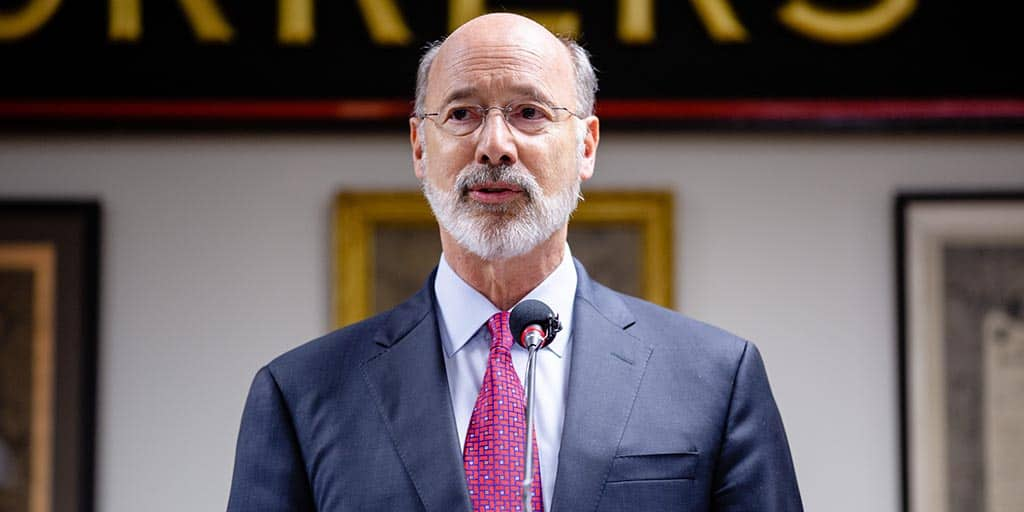 """Wolf announces May 1 statewide reopening of some outdoor recreational activities to """"Maintain Positive Physical, Mental Health"""""""