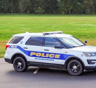 Police report burglary in Bloomsburg on West 9th Street