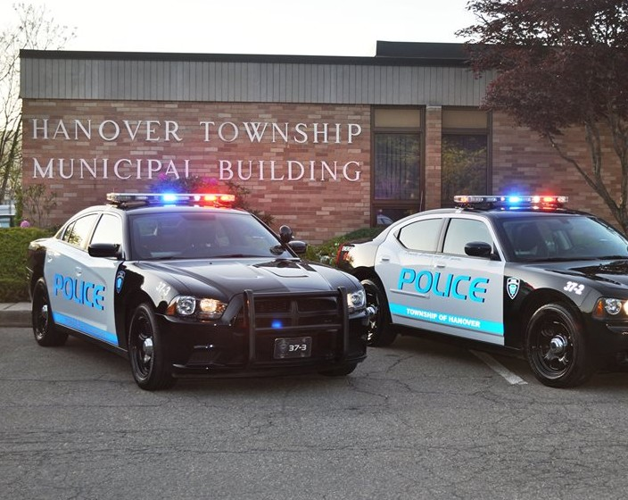 Hanover Township Police investigating car theft Tuesday night
