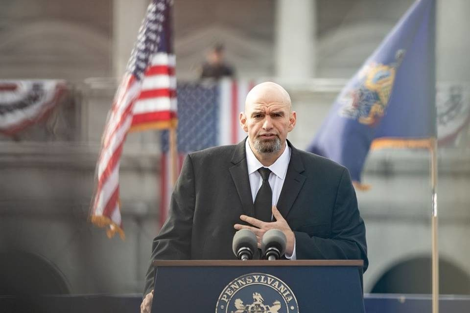 """As Fetterman about to release report on legalizing Marijuana, Governor Wolf releases video, """"Treatment works. Recovery is possible"""""""