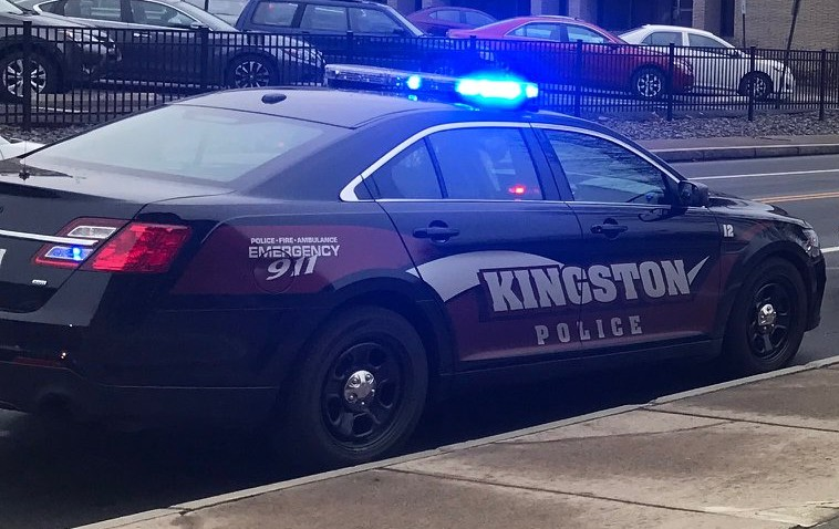 Charles Wayne Grimes, of Wilkes-Barre, arrested in Kingston for assault