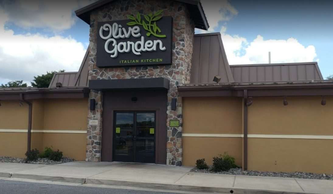 HAACP Plan docs to limit Botulinum/Listeria incomplete, York Olive Garden cited with 24 inspection violations, 8 gallons sauce discarded