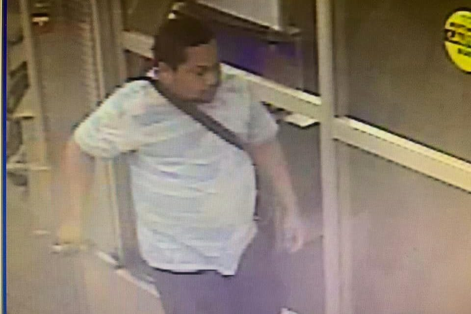Scranton Police ask for help to identify suspect in theft