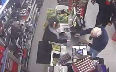 Northern York Regional Police searching for armed robbery suspect