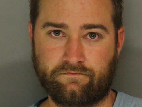 Collin Krum arrested for stalking, harassment by Briar Creek Township Police