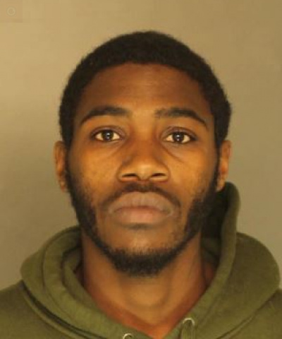22 year old Sharief Clayton arrested by York Police, charged with 2 counts of robbery, other charges