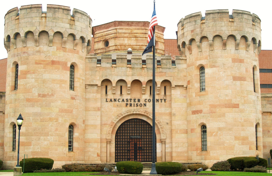 """Lancaster County Prison fails food establishment inspection, 4th straight fail, """"evidence of rodent activity in the food storage area"""""""