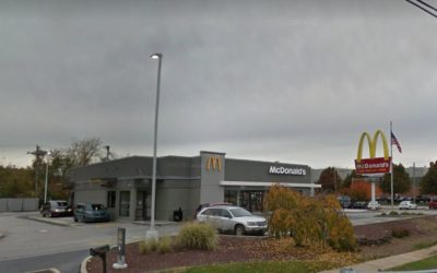 "York McDonald's hit with 18 inspection violations, ""Ice machine deflector plate, a food contact surface, was observed to have mold like residue"""