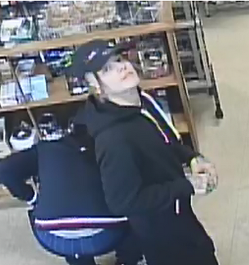 West York Borough Police ask for help to identify theft suspect