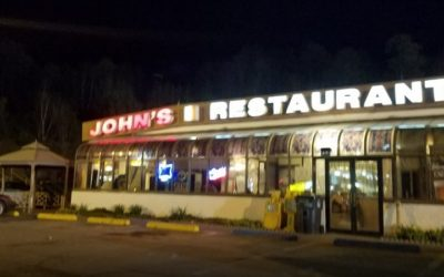 John's Italian in Greentown fumbles 2nd inspection this year, 6th since May 2018; 9 violations