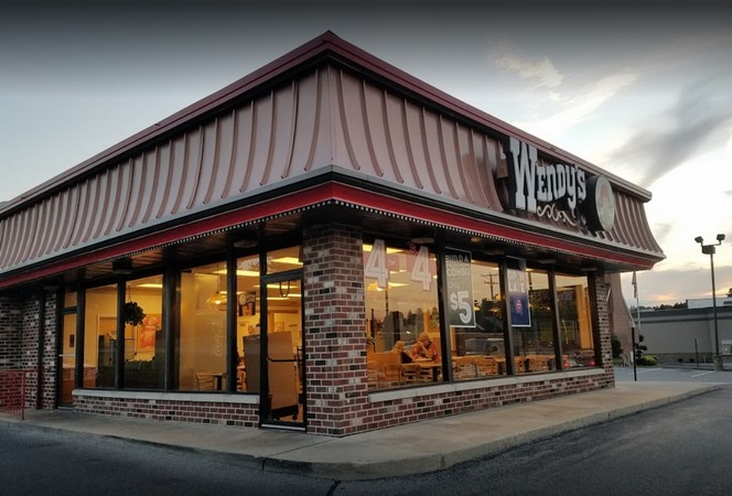 York Wendy's fails inspection; drains throughout heavily soiled with black and grayish slimy material producing a stench, 9 violations