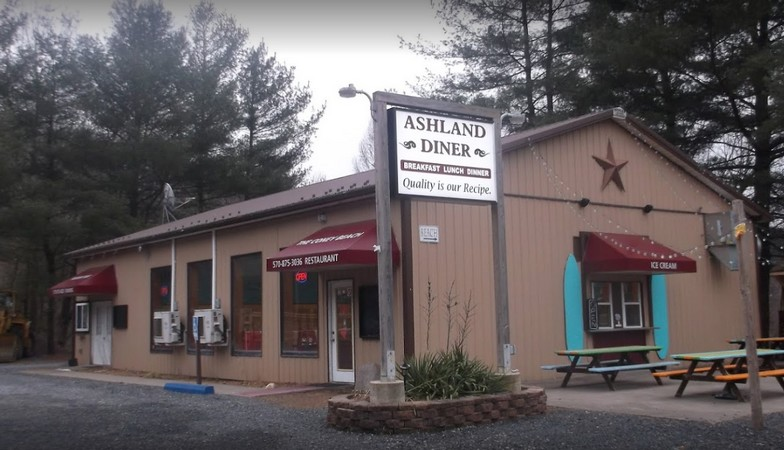 """Inspector hits Ashland Diner in Schuylkill County with 16 violations; """"cleaned/sanitized utensils""""  stored directly on ground"""