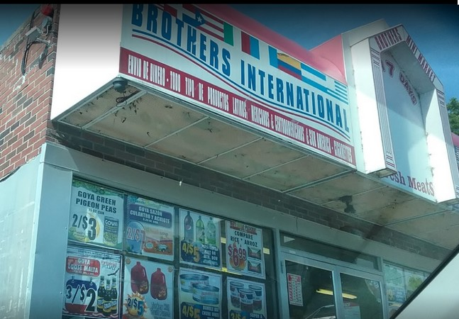 26 violations found at Brothers International Foods in Lancaster following complaint from the public; Meat grinder, a food contact surface was observed to have food residue