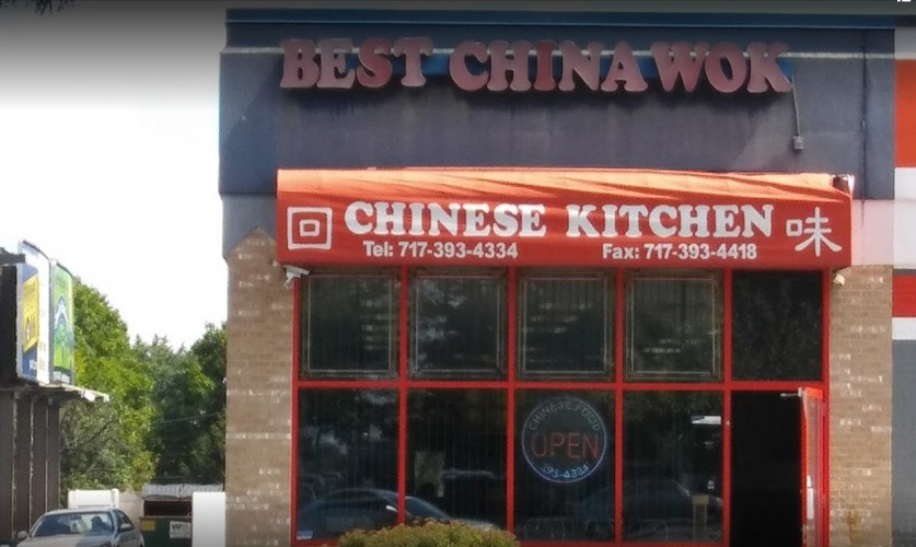"""12 violations- Lancaster's Best China Wok fouls inspection; """"Pipes leaking unto boxes containing food in the walk-in freezer. Food to be discarded"""""""