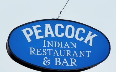 "Mouse captured at Susquehanna Township inspection of Peacock Indian Restaurant; 7 violations, ""Observed crud or grease on inside of ice machine"""