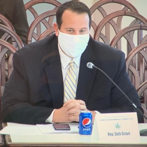 PA Reps respond to Wolf's call for a new Commonwealth Civilian Coronavirus Corps