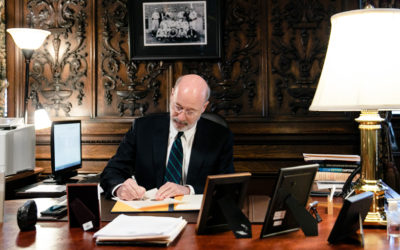 Tom Wolf vetoes bills designed to curb governor's emergency powers, re-open more of Pennsylvania