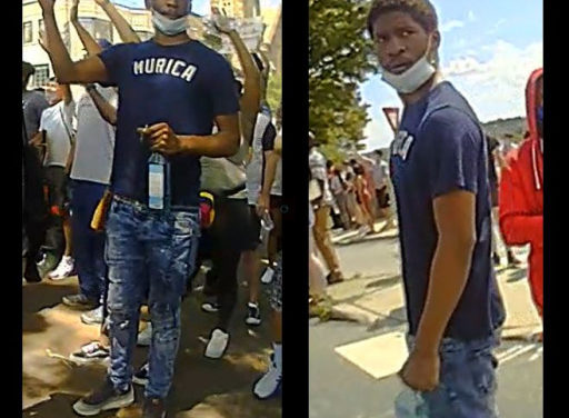 "Harrisburg Police seek to identify ""protesters"" they allege were involved in criminal mischief"