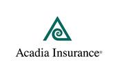 Logo for Acadia Insurance.