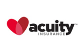 Logo for Acuity Insurance.