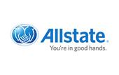 Logo for Allstate Insurance.
