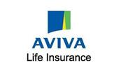 Logo for Aviva Life Insurance.