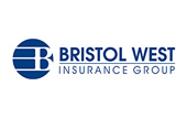Logo for Bristol West Insurance Group.