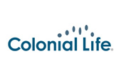 Logo for Colonial Life.