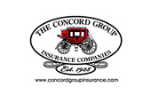 Logo for The Concord Group.