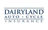 Logo for Dairyland Insurance.