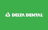 Logo for Delta Dental.