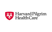 Logo for Harvard Pilgrim HealthCare.