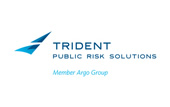 Logo for Trident Public Risk Solutions.