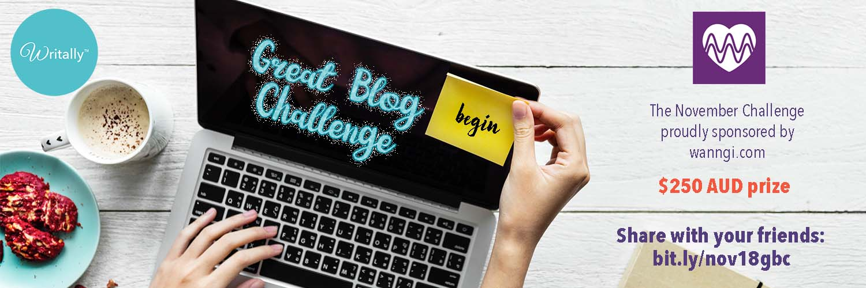 Great Blog Challenge Banner