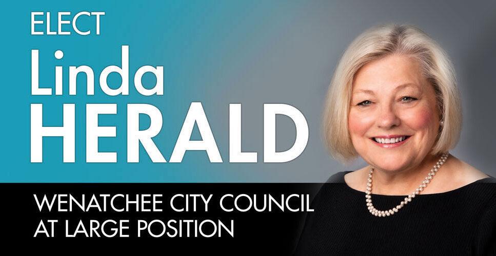 Linda Herald Campaign Yard Sign