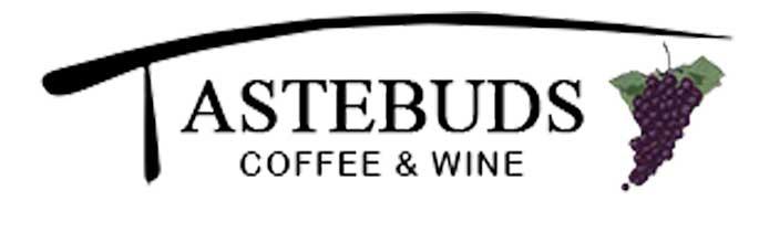 tastebuds coffee and wine logo