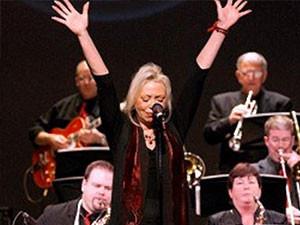 Rio Sandidge with Wenatchee Big Band