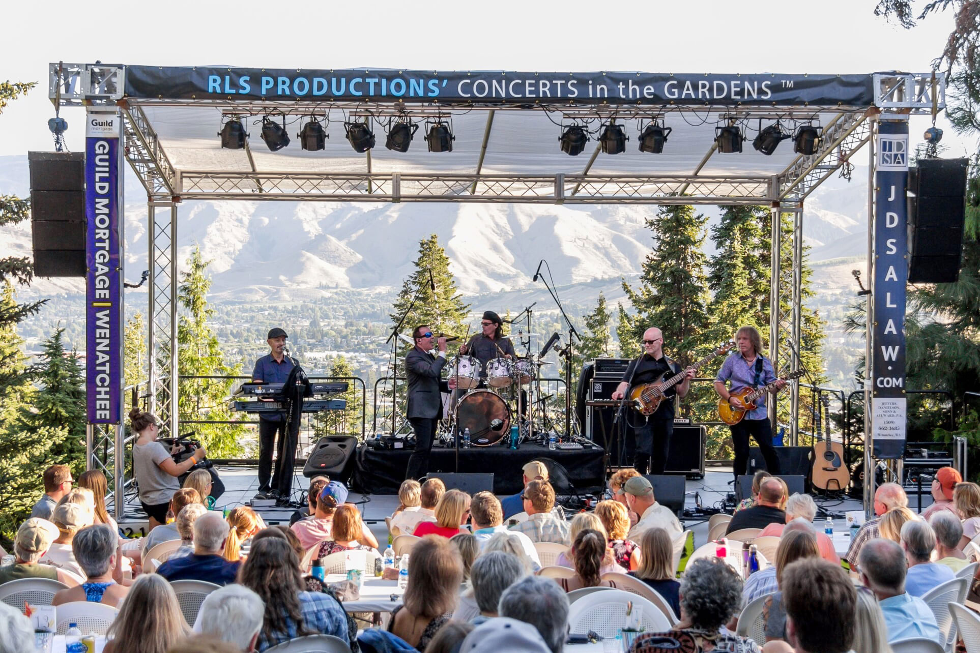 2019 RLS Productions' Concerts in the Gardens™